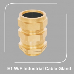 E1 WF Industrial Cable Gland