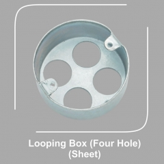 Looping Box Four Hole Sheet