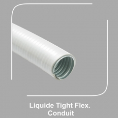 Liquide Tight Flex Conuit