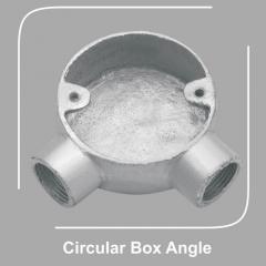 Circular Box Angle