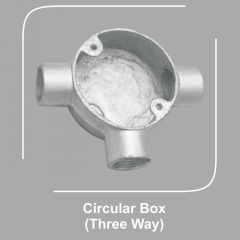 Circular Box Three Way