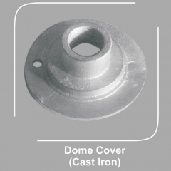 Dome Cover Cast Iron