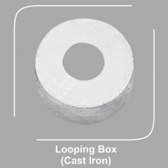 Looping Box Cast Iron