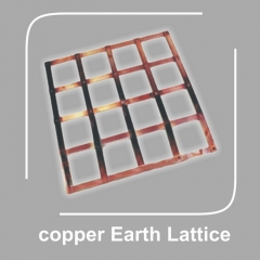 Copper Earth Lattice