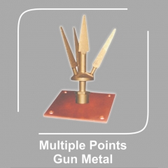 Multiple Points Gun Metal