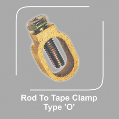 Rod To Tape Clamp Type O