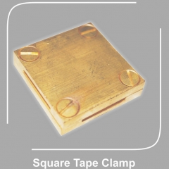 Square Tape Clamp