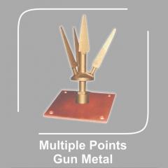 Multiple Points Gun Metal