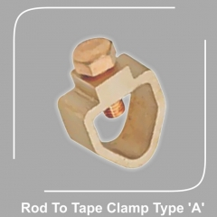 Rod To Tape Clamp Type A