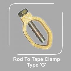 Rod To Tape Clamp Type G