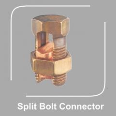 Spilit Bolt Connector