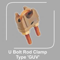 U Bolt Rod Clamp Type GUV